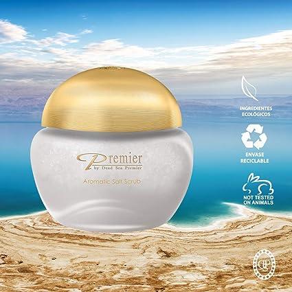 Aromatic Salt Scrub - Gold   Exfoliante facial con sal del ...