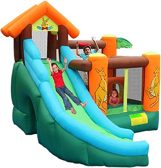 Castillos hinchables Parque Infantil Equipo Interior Juguetes para ...