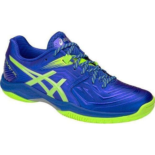 ASICS Gel Blast FF Men's Indoor Court Shoes (Blue/Green): Amazon.ca ...