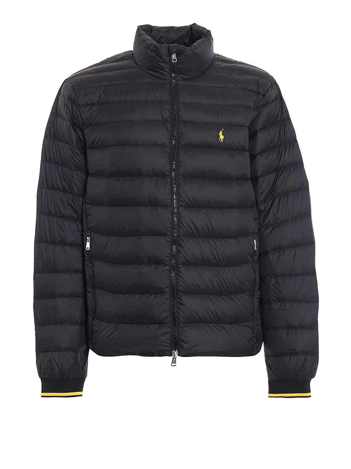 Polo Ralph Lauren Holden v2 Jacket Nero Uomo XL: Amazon.it