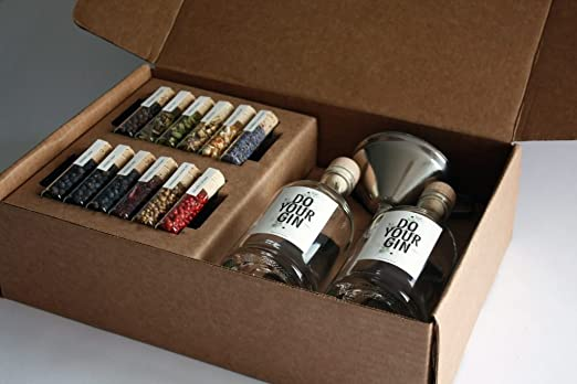 Do Your Gin Komplettes Gin Set Gin Selber Machen 12