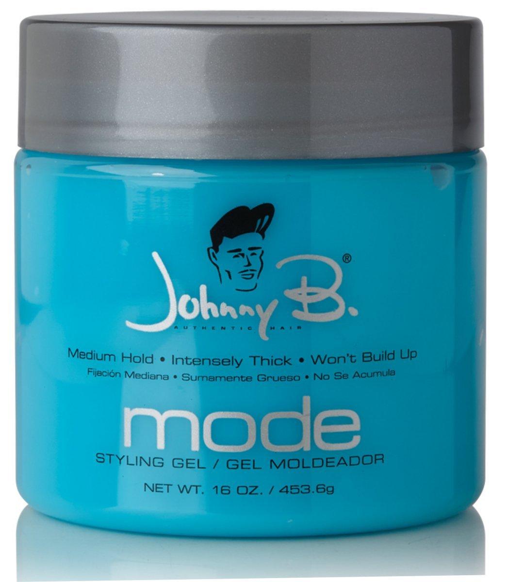 Amazoncom  Johnny B Mode Hair Styling Gel Oz  Jonny Gel  Beauty - Hair gel
