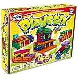 Popular Playthings Playstix 150 Pieces (Bilingual)