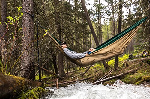 Bear Butt #1 Double Parachute Camping Hammock *START UP COMPANY