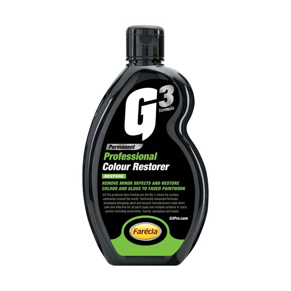 Farecla 7195A G3 Professional Colour Restorer, 500 ml