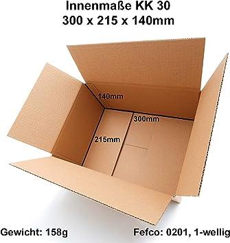 Faltkarton 785 x 485 x 300 mm Versandkarton DHL Karton doppelwellig Tragekarton