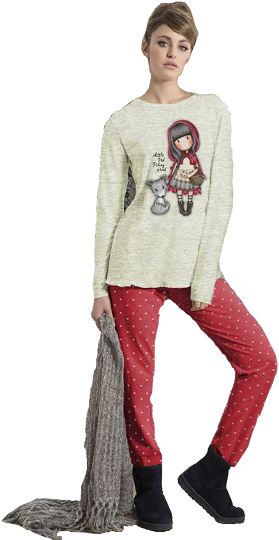 Pijama Niña Gorjuss Invierno en Caja Libro - Little Red ...