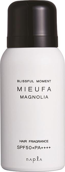 「ナプラ ミーファ フレグランス UVスプレー マグノリア」の画像検索結果