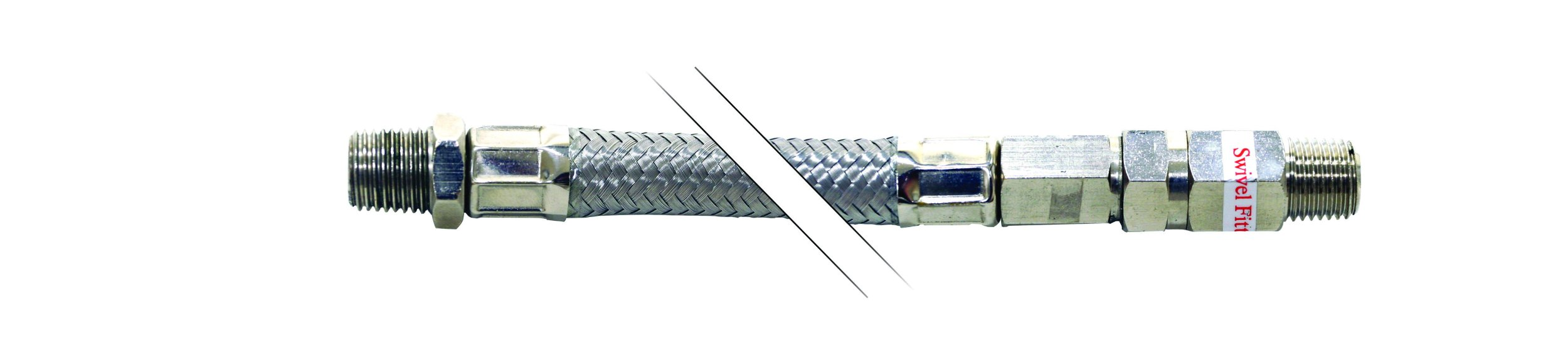 Viair 92805 Braided Leader Hose by VIAIR