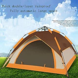 Novopus tente:Camping entièrement Automatique à l'extérieur de la Famille imperméable DE 3-4 Personnes sur Le Terrain de Camping