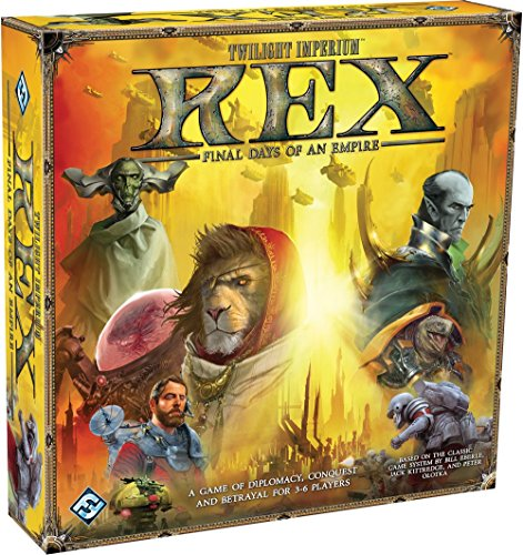 rex board game - 1