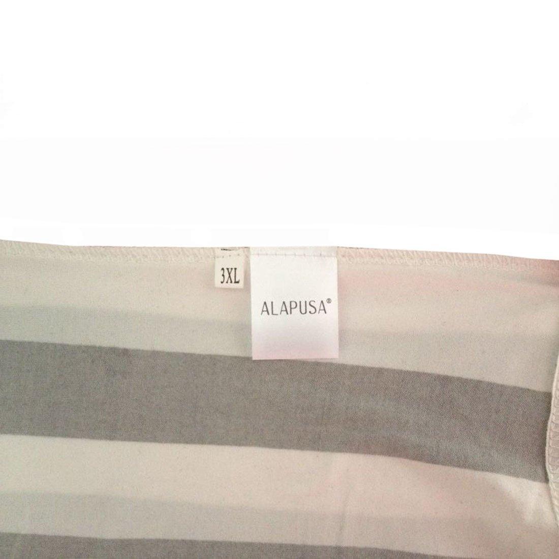 4e9b1d40d52e2a Amazon.com  ALAPUSA Men s Stars Stripes American Flag Tank Top Shirt   Clothing
