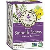 Traditional Medicinal's Smooth Move Herb Tea (3x16 bag)