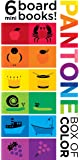 Pantone: Box of Color 6 Mini Board Books!