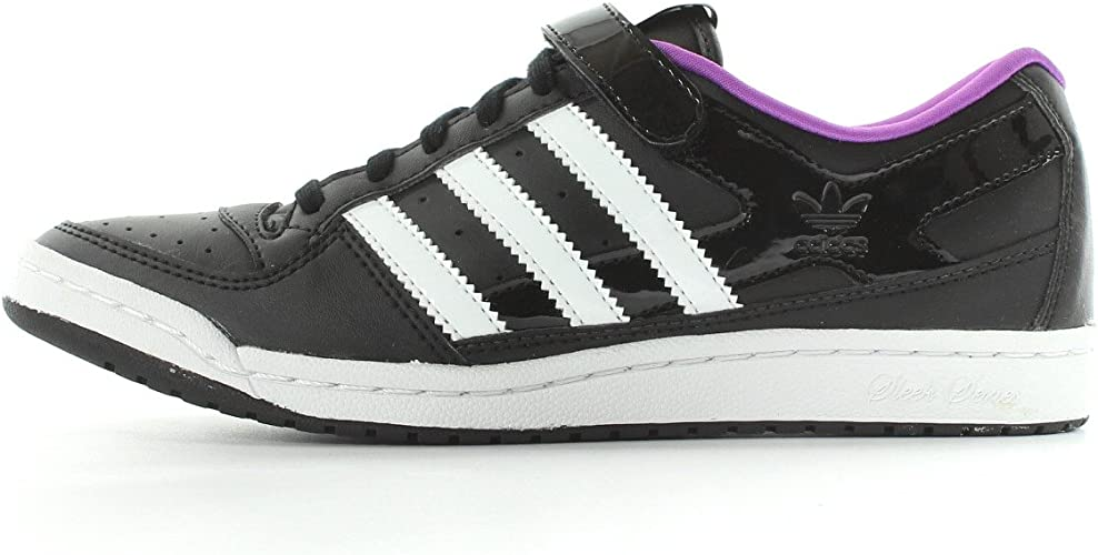 Adidas Originals Forum Sleek W Damen Sneakers Sleek Series Leder Schuhe Freizeitschuhe Trainingsschuhe Sportschuhe Turnschuhe Freizeitsneakers