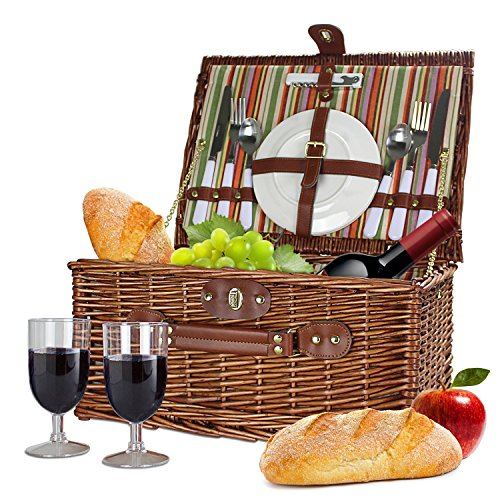 Bringalong Wicker Picnic Basket Classic product image