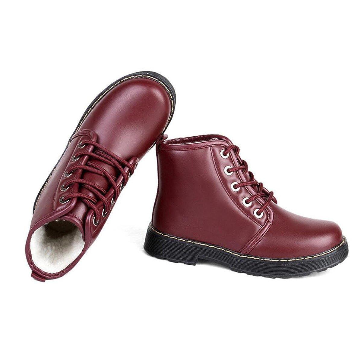 Herbst Und Winter Wind Mode Warm Martin Stiefel Spitzen Stiefel Schuhe