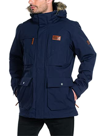 first rate arrives new appearance Jack Wolfskin Herren 3-in-1 Jacke Parka Mainland Texapore