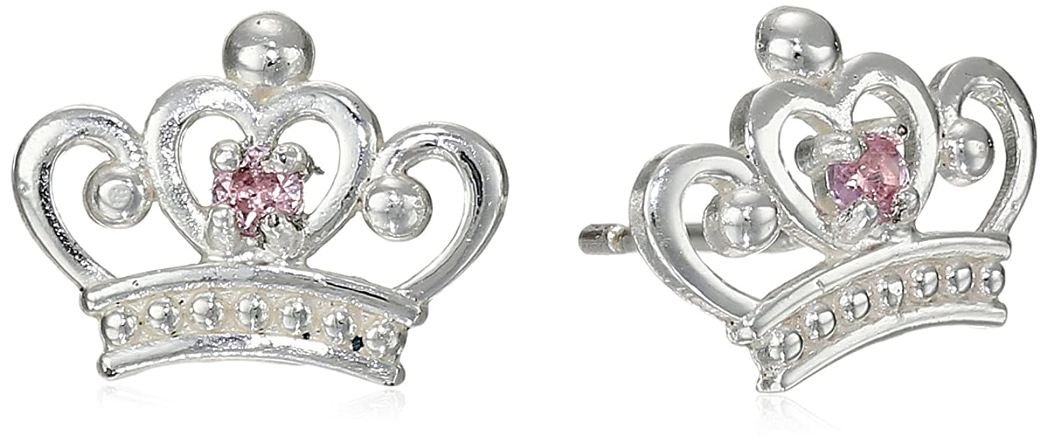 crown pandora rapnetcom transforms silver earrings its pave l thomas sabo stud
