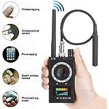 RF Detectors Bug Detector Anti-spy Hidden Camera GSM Audio Bug Sweeper Finder RF Signal Radio Scanner GPS Tracker Detect Wireless Products EU Plug By CHHLIUT