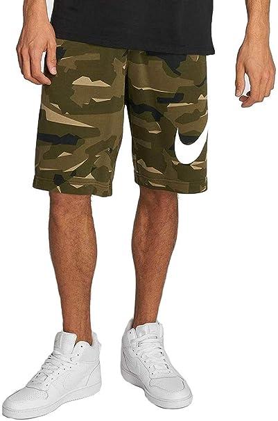 Nike Camo QS Pantaloncini Sportivi da Uomo: Amazon.it