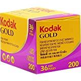 Kodak GOLD 200 Color Negative Film (35mm Roll Film, 36 Exposures) - 6033997