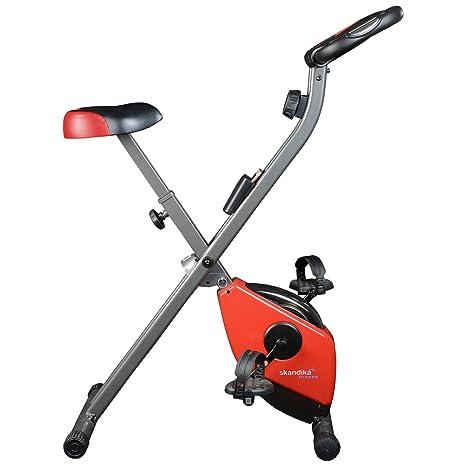 skandika foldaway x 1000  Skandika Foldaway X 1000 Fitness Bike cyclette pieghevole con ...