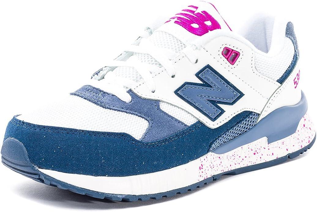 Zapatillas New Balance KL530 Azul: Amazon.es: Zapatos y complementos