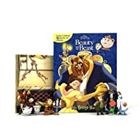 Disney Beauty and the Beast My Busy Book
