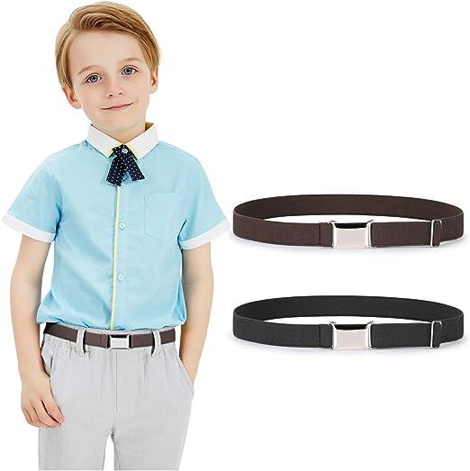 No B Elastic Adjustable Kids/' Belt For Pant Toddler Boy Girl Baby Kids Children