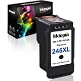 Inktopia Remanufactured Ink Cartridge Replacement for Canon PG 245XL 245 XL (Single Black) Used in PIXMA MX492 MX490 IP2820 MG2420 MG2522 MG2920 MG2922 TS302