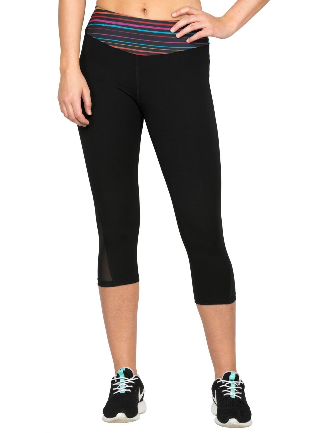 dde67e443c10d1 Chillaz Women's Sundergrund 3/4 Tights: Amazon.co.uk: Sports & Outdoors