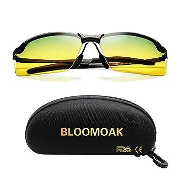 Vision Fishing Anti Glare Safety Glasses Best Driver Eyewear Reducing Bloomoak Risk Driving Polarized Sport Night GlassesHd For Dayamp; xoCeBd