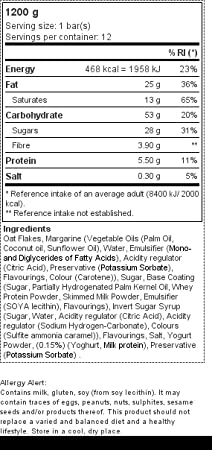 Prozis Energy Cake, Sabor Yogur - 12 Unidades: Amazon.es: Salud y cuidado personal