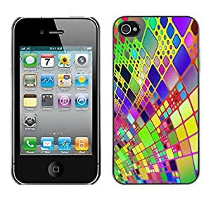 Print Motif Coque de protection Case Cover // M00158921 Diagrama de cromaticidad Tabla de // Apple iPhone 4 4S 4G