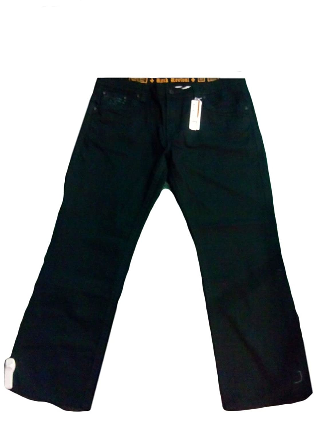 Rock Revival Men's Straight Core Rp Jeans