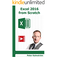 Excel 2016 from Scratch: Excel course with demos and exercises
