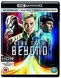 DVD : Star Trek Beyond [4K Ultra HD] [Blu-ray]