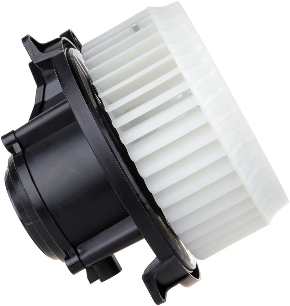OCPTY A//C Heater Blower Motor ABS w//Fan Cage Air Conditioning HVAC Replacement fit for 2010-2012 Replacement fit ford Fusion//2010-2012 Lincoln MKZ//2010-2011 Mercury Milan