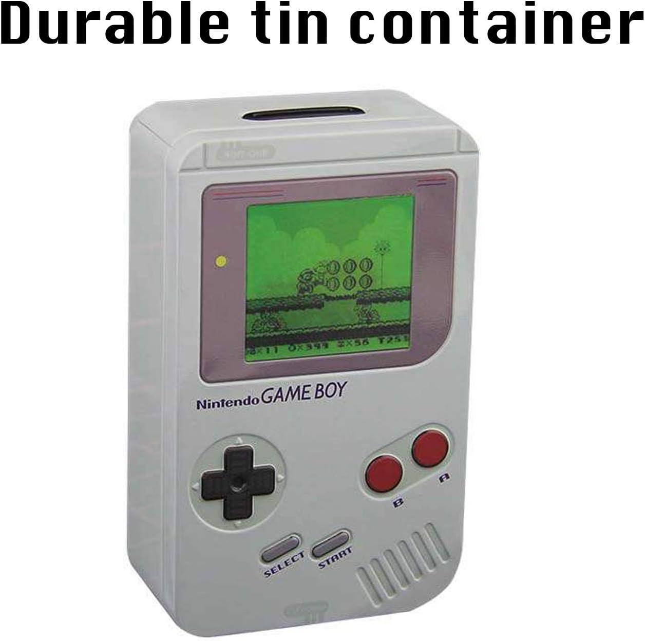 Multi Salvadanaio Di Latta Game Boy