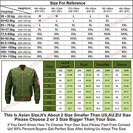 Winter Thick Bomber Parka Coats Military Jacket Chaqueta Cazadoras Hombre at Amazon Mens Clothing store: