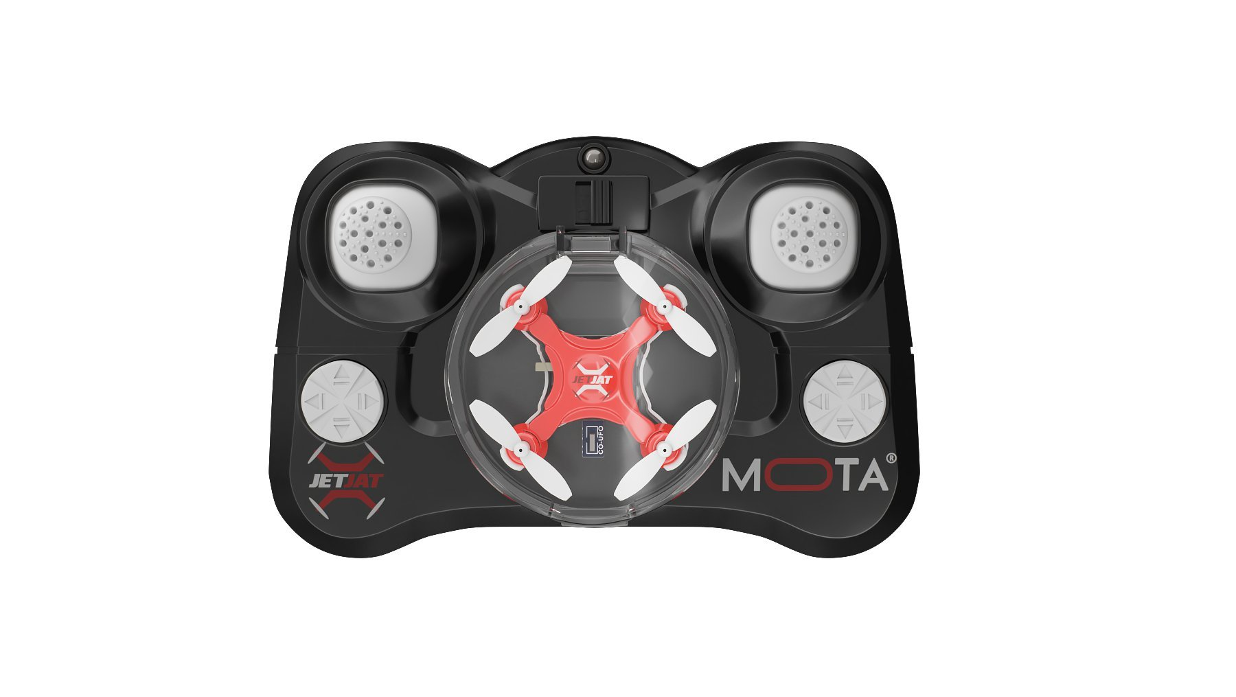 MOTA JETJAT Nano Drone Quadcopter Controller (Red)