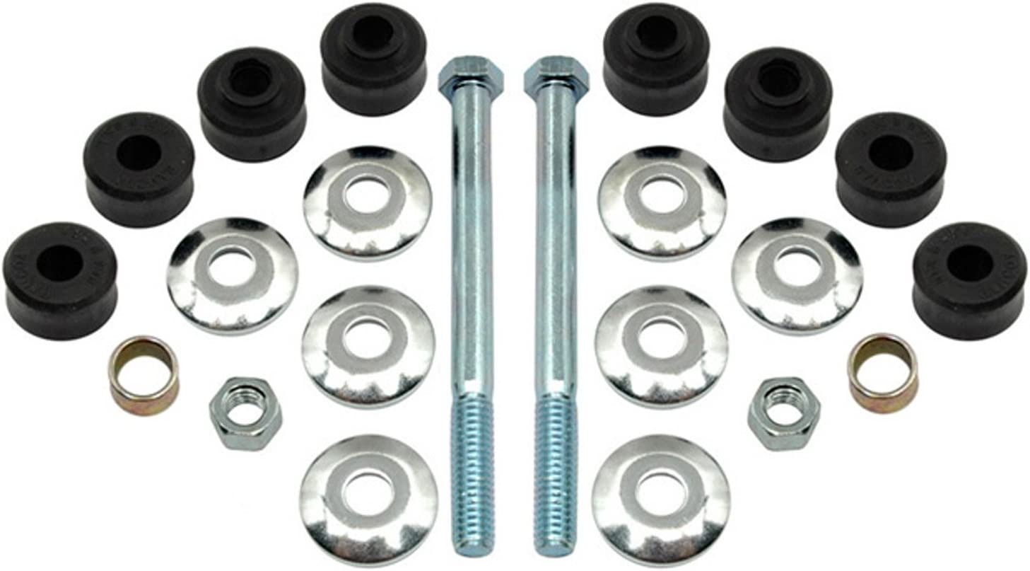 ACDelco 45G0036 Professional Front Suspension Stabilizer Bar Link Kit with Hardware