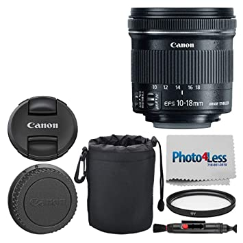 Review Canon EF-S 10-18mm f/4.5-5.6