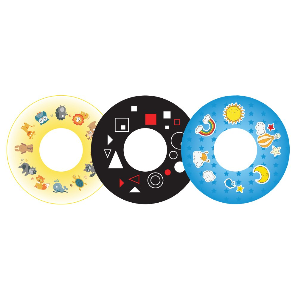 Amazon.com : Project Nursery Sight \u0026 Sound Sleep Soother Projector ...
