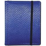 Binder: 4-pocket: Dragon Hide: Blue