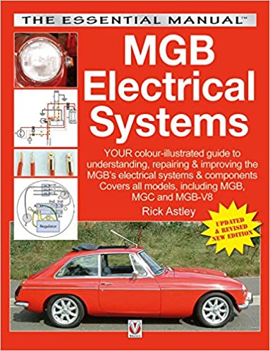 mgc wiring schematic mgb electrical systems updated   revised new edition  essential  mgb electrical systems updated