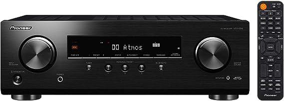 Pioneer VSX-534 Home Audio Smart AV Receiver 5.2-Ch HDR10