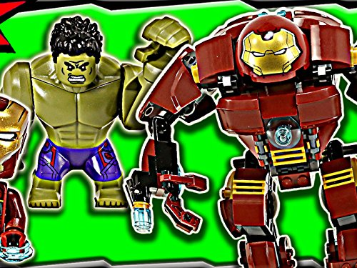 Clip: Hulkbuster Rescue Mission