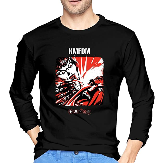 Mans Kmfdm Symbols Album Poster Long Sleeve T Shirt Amazon
